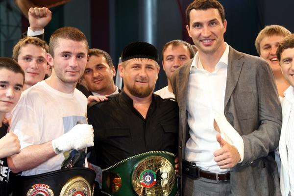 Заурбек Байсангуров - чемпион Мира по версии WBO (1)