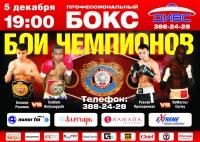Большой бокс в Екатеринбурге (1)