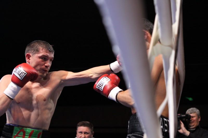 5 декабря Екатеринбург встречает большой бокс! (2)