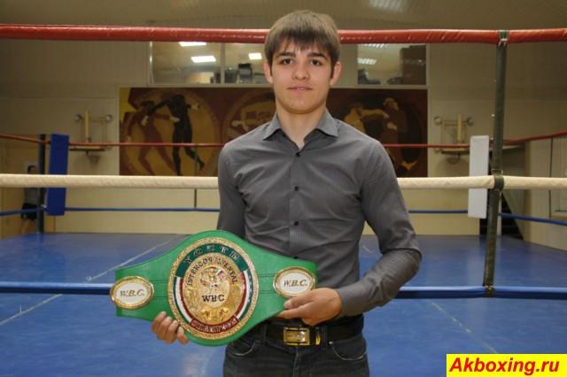 Константин Пономарев защитил чемпионский пояс (1)