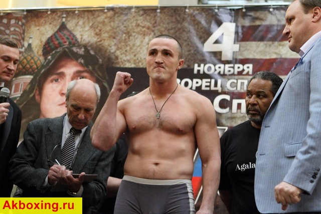 Денису Лебедеву сватают в соперники Мохаммеда Али (1)