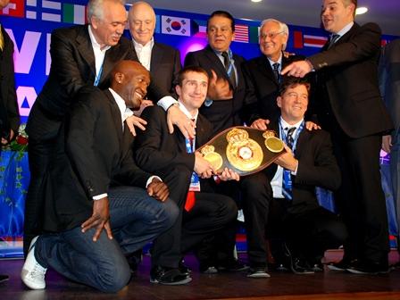 Конвенция WBA в Донецке и ее решения (1)
