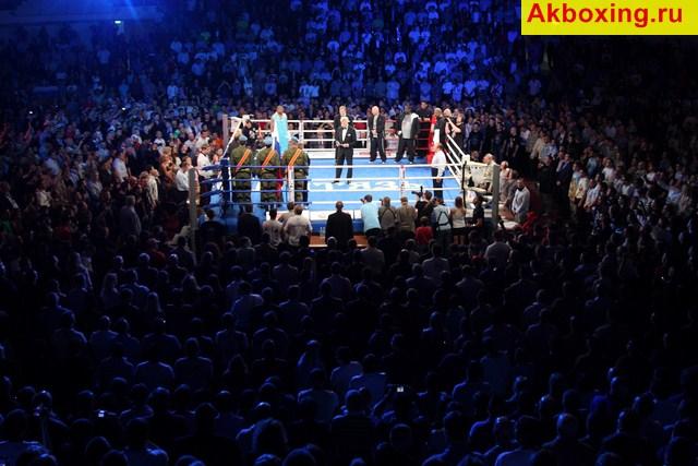 Боксерские шоу в России становятся популярными! (1)