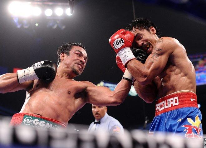 Мэнни Пакьяо украл победу у Маркеса (1)