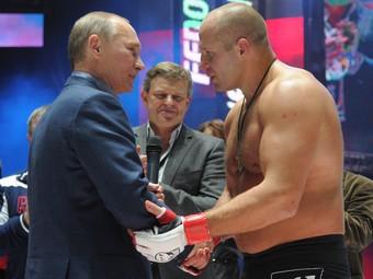 Пресс-секретарь В.В. Путина: Освистывания не было! (1)