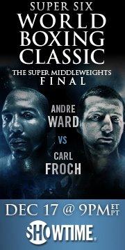 Carl Froch - Andre Ward