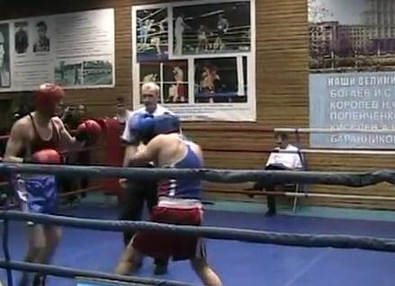 Студенческий бокс: турнир памяти И.С.Багаева в Москве (1)