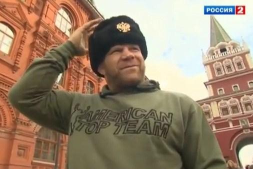 Джефф Монсон возвращается в Россию (1)