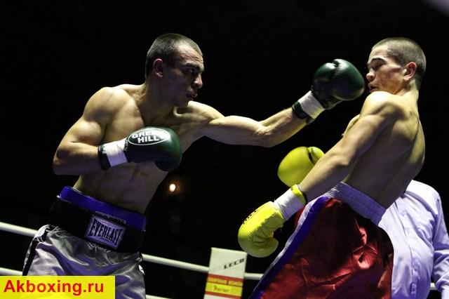 Вечер профессионального бокса в Подольске (1)