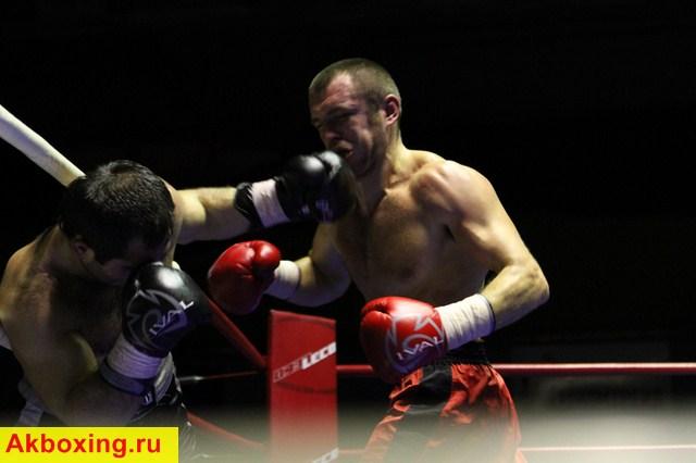 Вечер профессионального бокса в Подольске (2)
