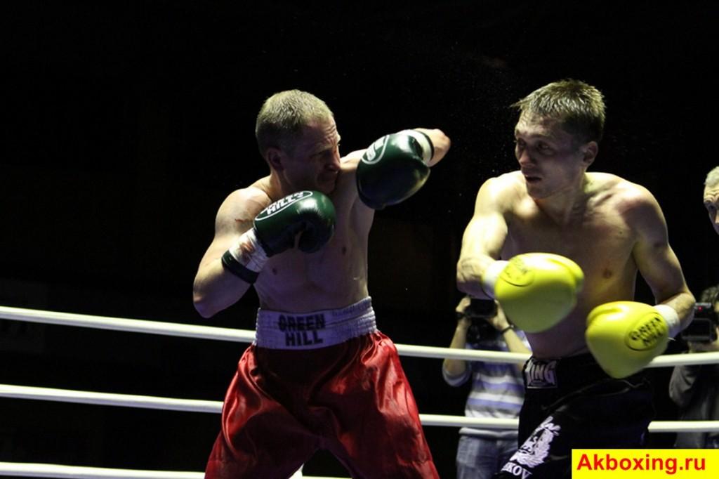 Итоги профессиональных боев в Подольске (фотогалерея) (4)