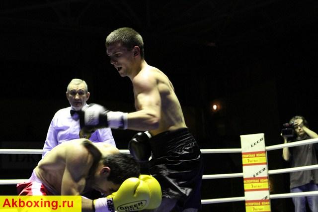 Вечер профессионального бокса в Подольске (7)
