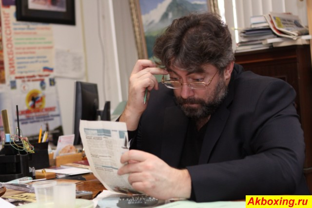 Промоутер Кирилл Пчельников