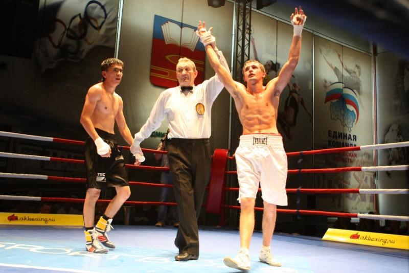 Александр Калинкин бокс