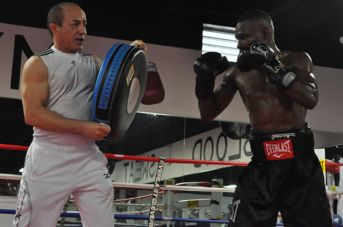 "Guillermo ""The Jackal"" Rigondeaux"