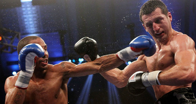 andre ward vs carl froch