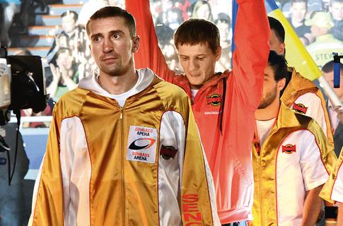 Бой Пола Малиньяджи и Вячеслава Сенченко пройдет на Украине (2)