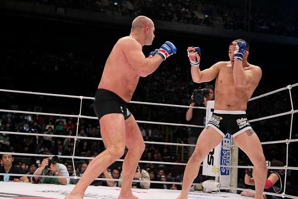 Федор Емельяненко: Моя тактика на бой сработала (1)