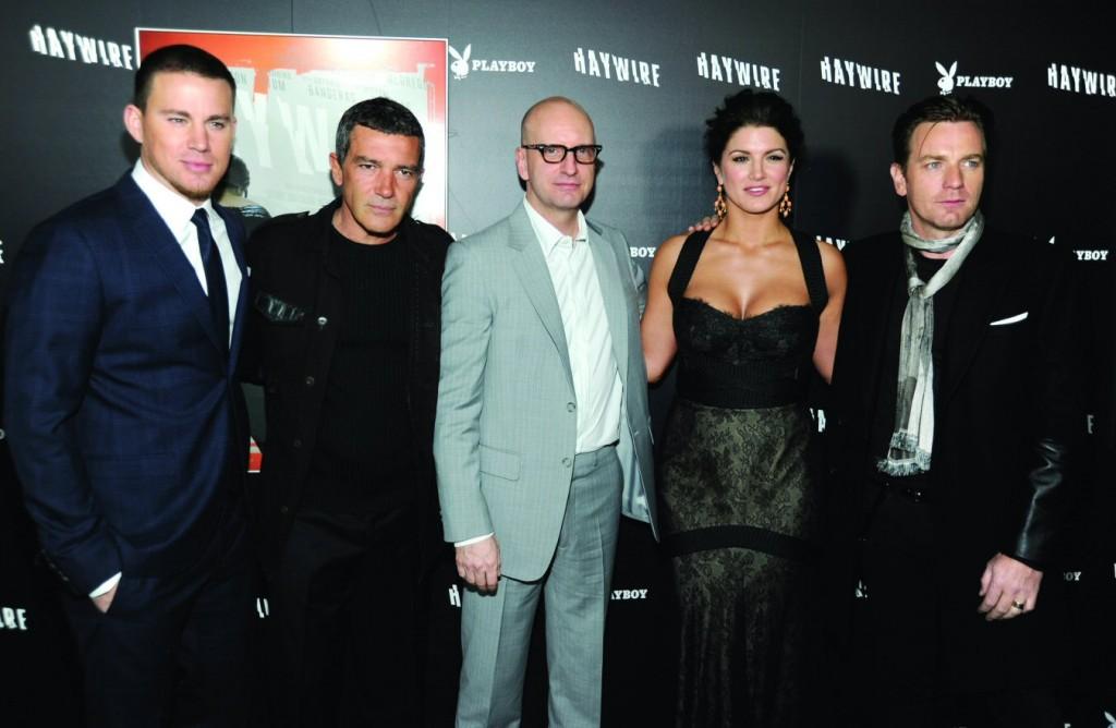 haywire la premiere cast