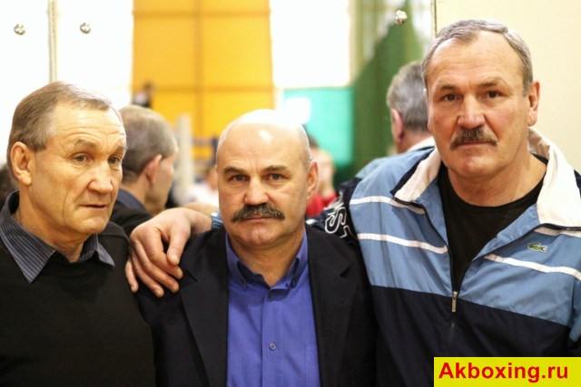 Александр Калинкин, Вячеслав Яновский, Евгений Горстков