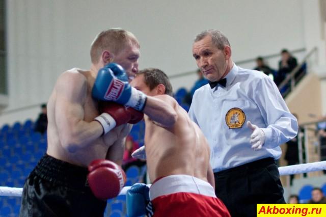 Александр Калинкин - Боксер, Чемпион, Рефери, Человек... (1)