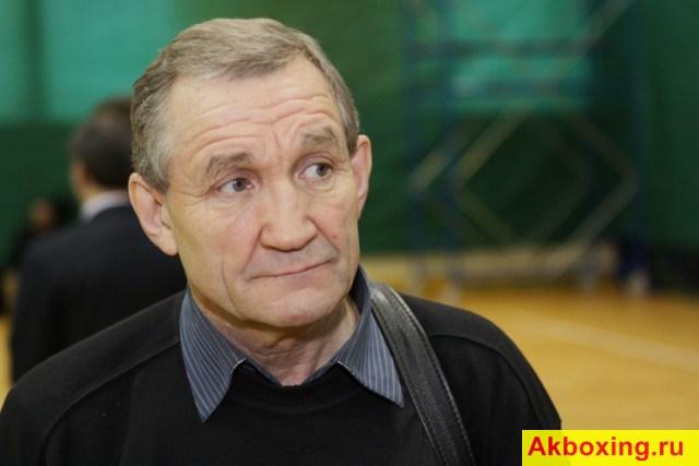 Александр Калинкин бокс рефери