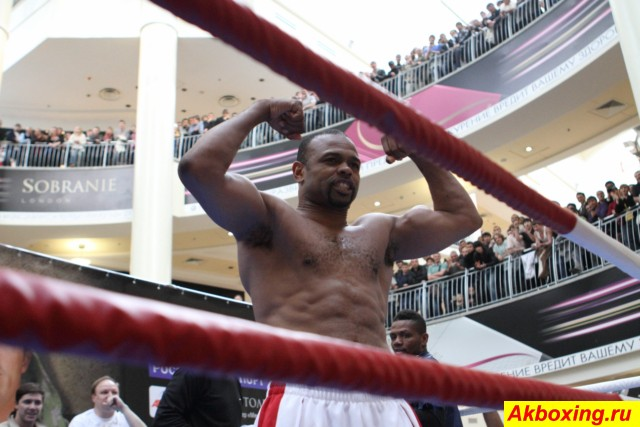 Roy Jones Jr/Рой Джонс младший