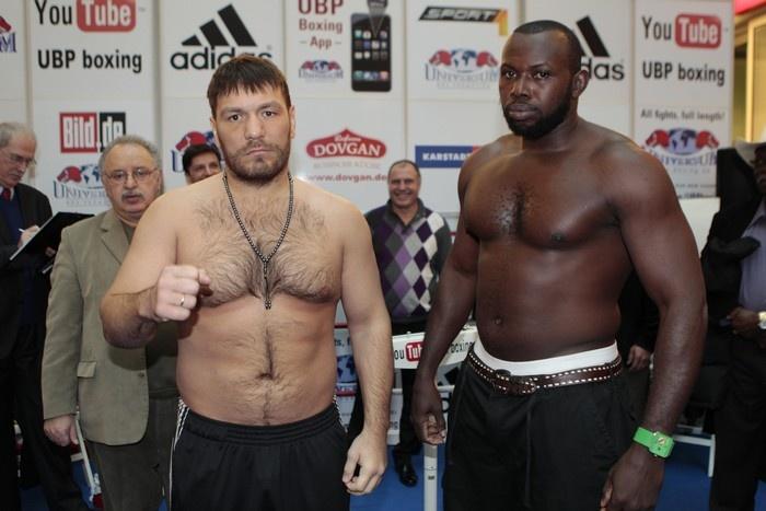 Denis Boytsov vs Darnell Wilson