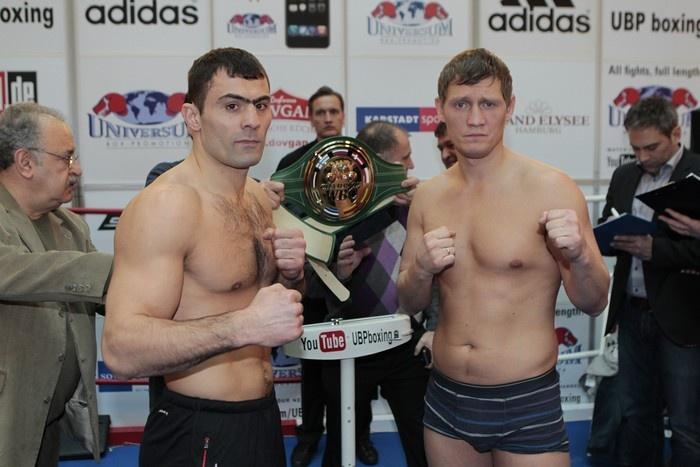 Rakhim Chakhkiev vs Alexander Kotlobay