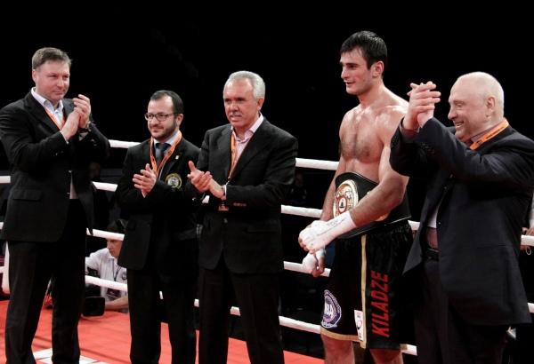 Итоги турнира «Union Boxing Promotion» в Донецке (1)