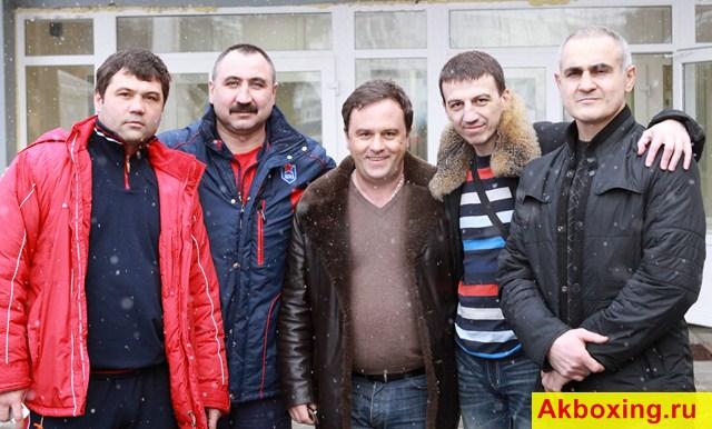 Андрей Курнявка, Александр Лебзяк, Виталий Явельский, Александр Колесников, Усман Арсалиев