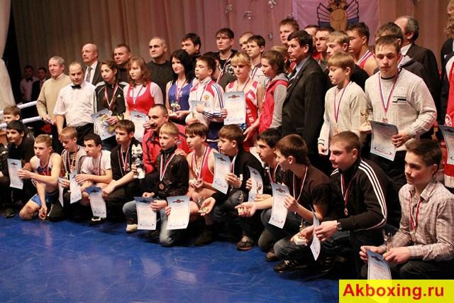 Чемпионат и Первенство Брянской области по боксу