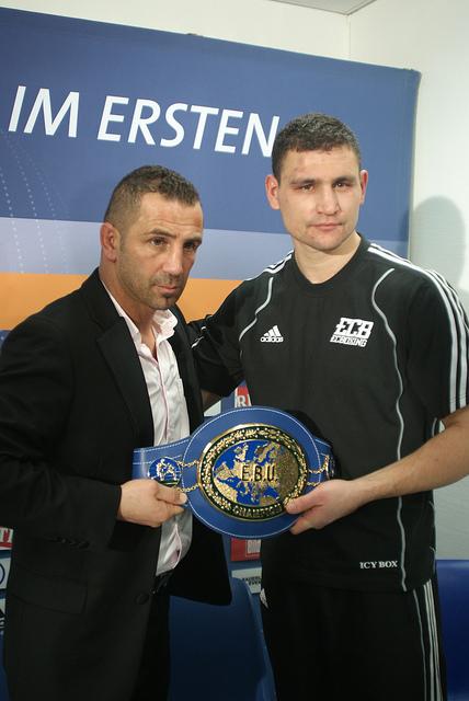 Александр Алексеев стал чемпионом Европы в тяжелом весе (видео) (1)