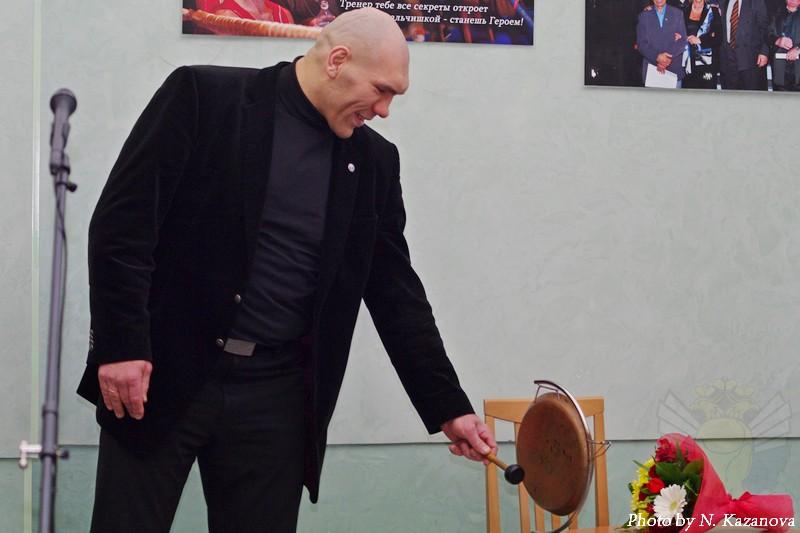 """Выставка """"Боксер - защитник Отечества"""" открыта в Госдуме (1)"""