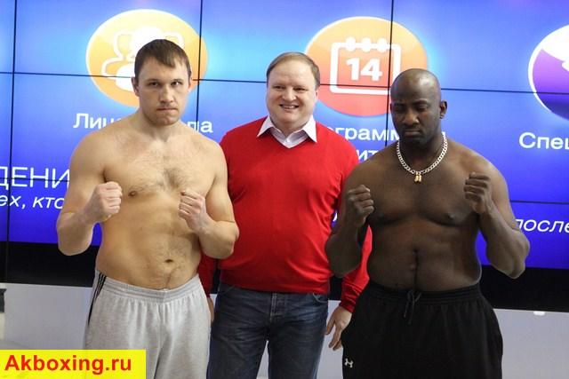 Сергей Рожнов - Оуэн Бэк