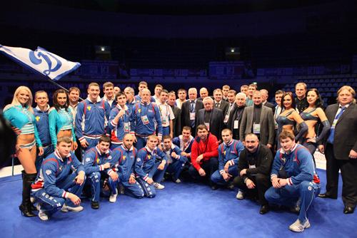 WSB: «Динамо-Москва» - Astana Arlans