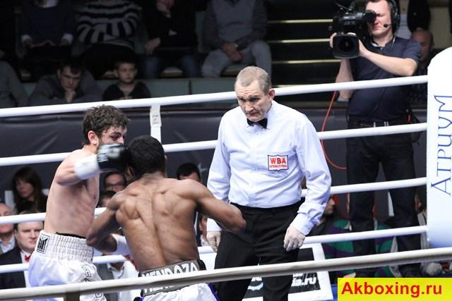 Хабиб Аллахвердиев - Игнасио Мендоса