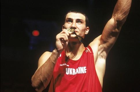 Золотая медаль Кличко продана за 1 миллион долларов (1)