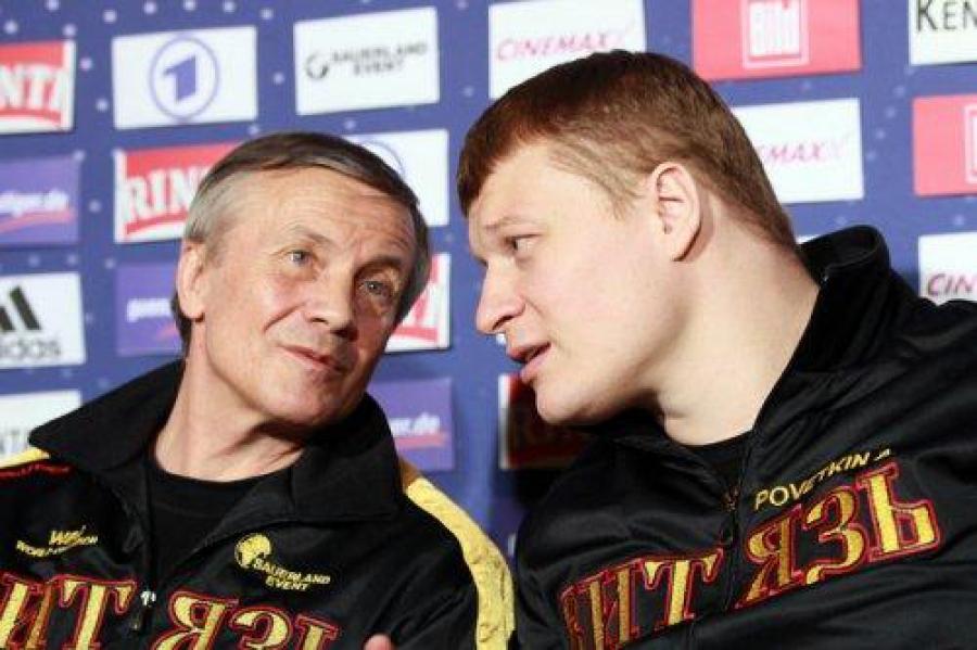 Александр Зимин: Поветкину до Кличко надо провести три боя (1)