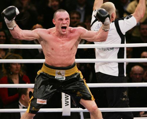 Себастьян Сильвестр завершил боксерскую карьеру (1)