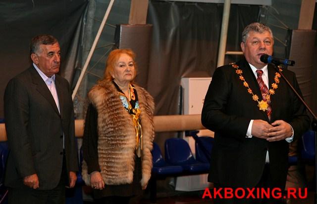 БОКС В НОГИНСКЕ: отчет о боях (1)