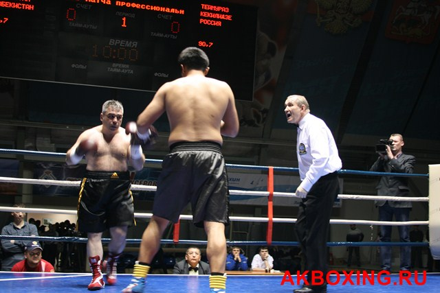 Результаты боксерского шоу в Ногинске (2)