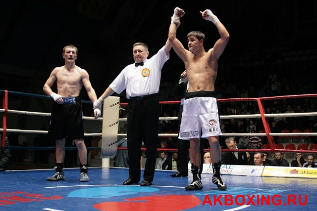 Результаты боксерского шоу в Ногинске (3)