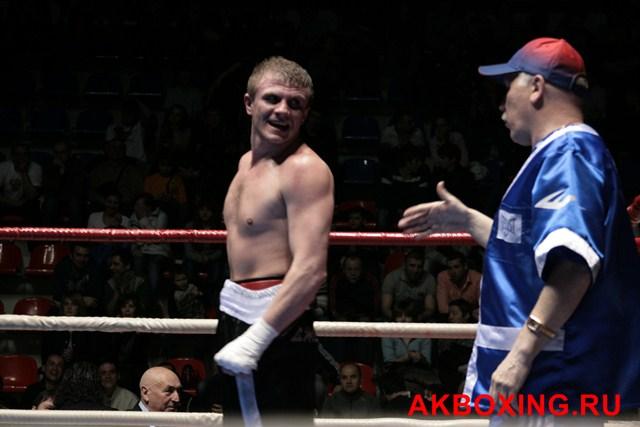 Результаты боксерского шоу в Ногинске (5)