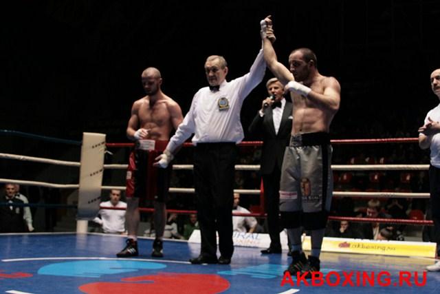 Результаты боксерского шоу в Ногинске (6)