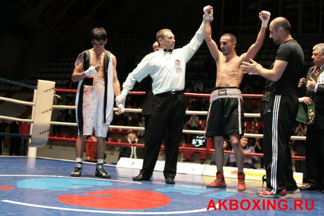 Результаты боксерского шоу в Ногинске (7)