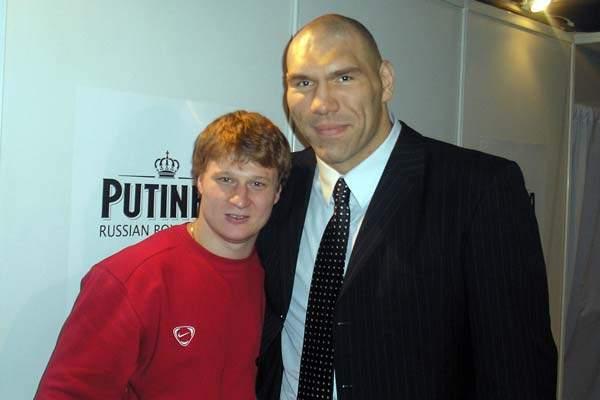 Николай Валуев: Не советую Поветкину выходить против Кличко (1)