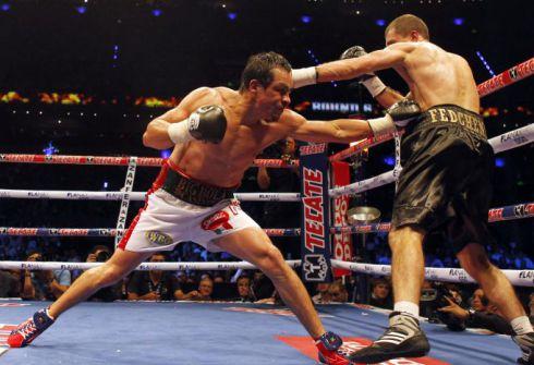Победа в поражении: Маркес и Федченко (1)