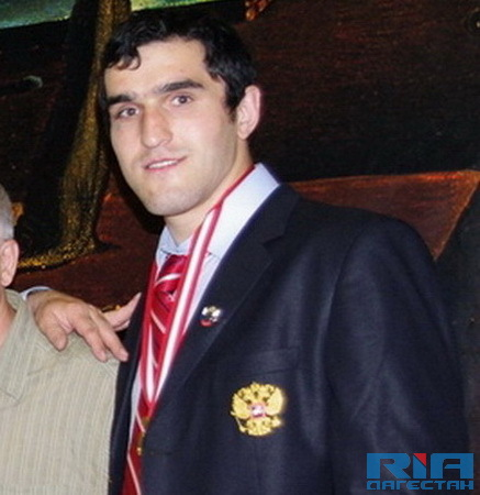 Магомед Омаров стал тримуфатором турнира в Трабзоне (1)