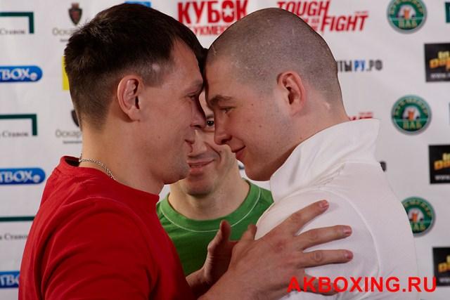 Николай Максимов (Миасс/Россия) VS Алексей Варакин (Нижний Тагил/Россия)
